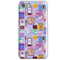 Stress-Relief Kit iPhone Case/Skin