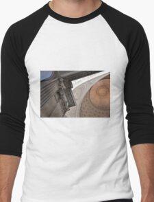 San Francisco City Hall Men's Baseball ¾ T-Shirt