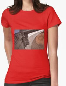 San Francisco City Hall Womens Fitted T-Shirt