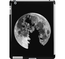World War dalek vs man iPad Case/Skin
