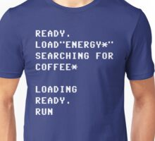 Ready Load Coffee Unisex T-Shirt