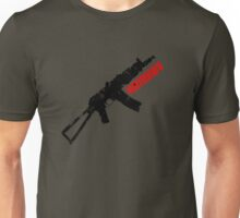 KRINKOV Machine Gun Unisex T-Shirt