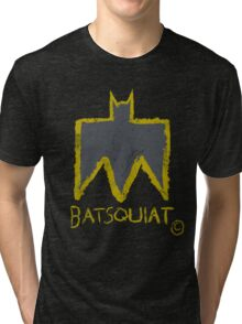 BATSQUIAT© V.1 Tri-blend T-Shirt