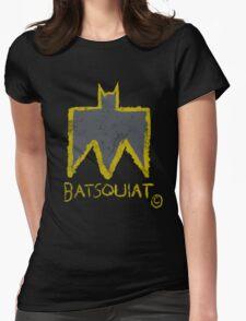 BATSQUIAT© V.1 Womens Fitted T-Shirt