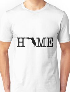 Home - Florida Unisex T-Shirt
