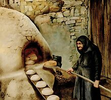 Baking Bread by talesofcyprus