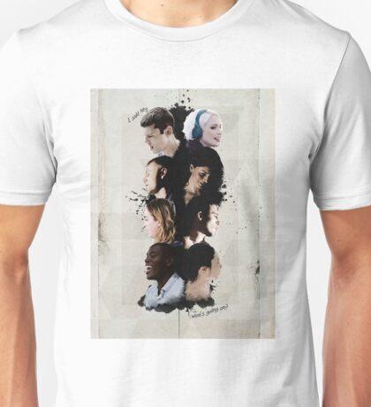 all character sense8 Unisex T-Shirt