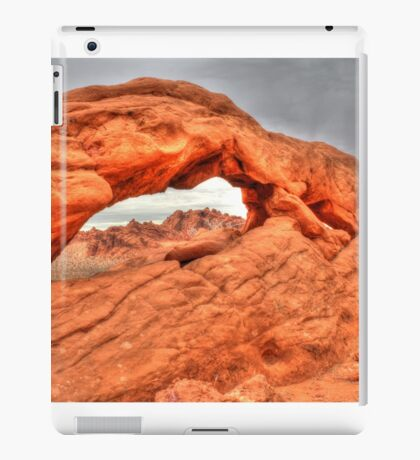 Valley Of Fire Unnamed Arch iPad Case/Skin