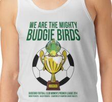 Official Budgie Birds Merchandise Tank Top