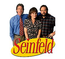 Seinfeld Photographic Print