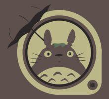 Totoro 2 by Welshy42