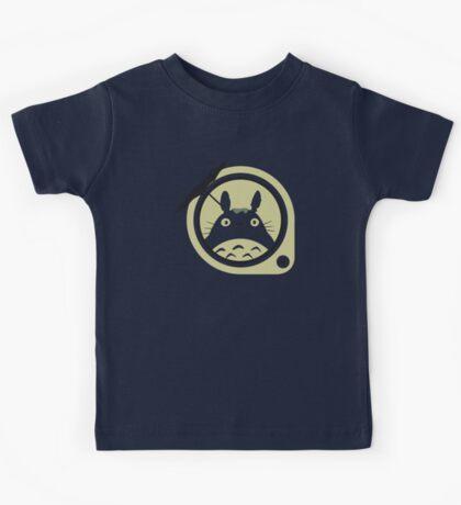 Totoro 2 Kids Tee
