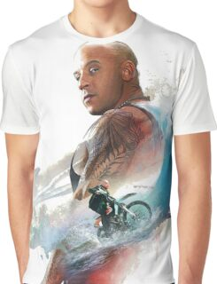 xxx xander cage Graphic T-Shirt