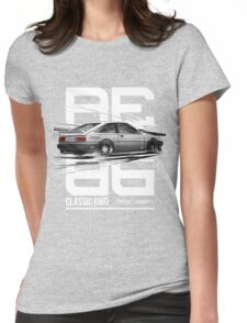 Classic Rwd Drift Series Ae Womens Fitted T-Shirt