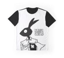 The Rabbit Warren is Dead Graphic T-Shirt