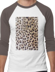 animal fur Men's Baseball ¾ T-Shirt