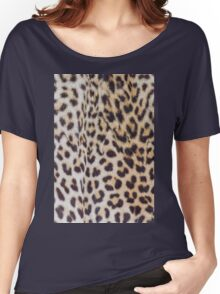 animal fur Women's Relaxed Fit T-Shirt