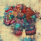 elephants by © Karin (Cassidy) Taylor