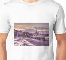 Bristol Harbour Tracks  Unisex T-Shirt