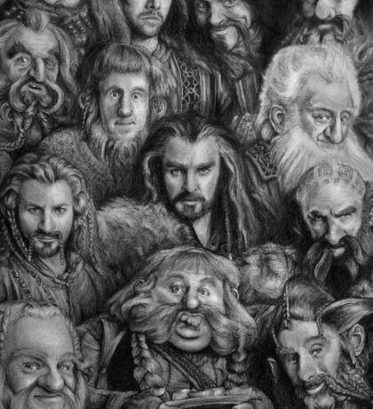 The Dwarves Sticker