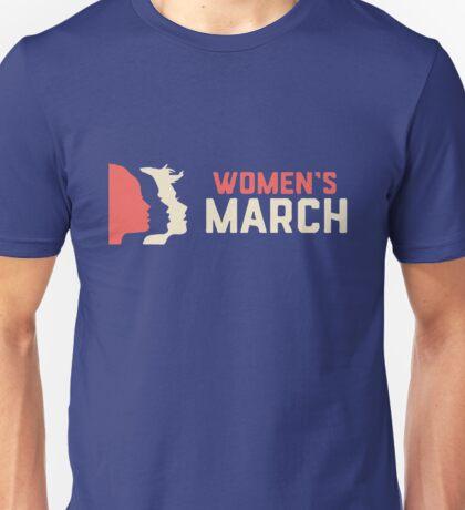 Women in March Unisex T-Shirt