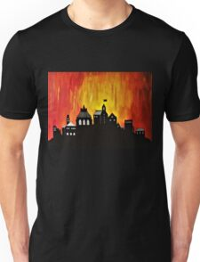 Fire on its Way Unisex T-Shirt