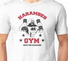 Harambes Gym Unisex T-Shirt