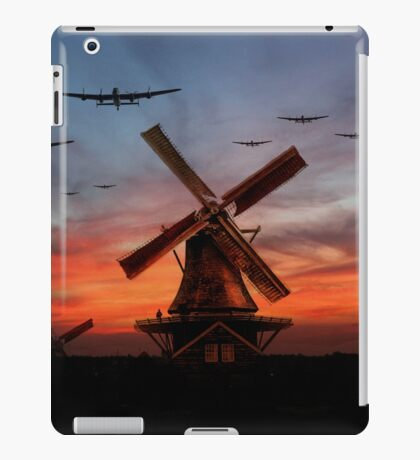 The Bombers Are Coming iPad Case/Skin