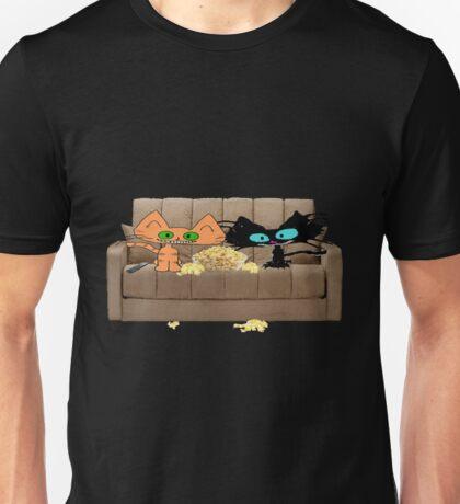 Cats Movie Night! Unisex T-Shirt