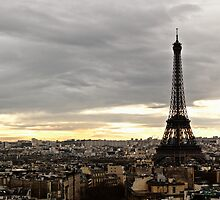 'Paris By Day'  by MitchelSpann