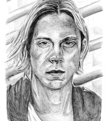 R5 - Riker Lynch [Graphite Series] Sticker