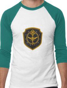 Brakebills University ver.solidtext Men's Baseball ¾ T-Shirt