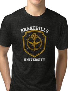 Brakebills University ver.solidtext Tri-blend T-Shirt