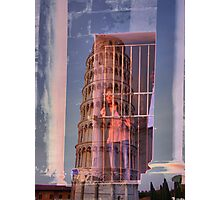 PRISONER OF THE TOWER Photographic Print