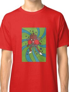Hitmonchan Nockchan Pokemon Classic T-Shirt