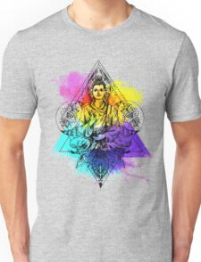 Buddha illustration Unisex T-Shirt
