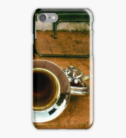 The Sound of Vacancy  iPhone Case/Skin