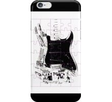 Rock is not Dead ! iPhone Case/Skin