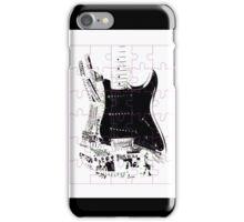 Rock is not Dead ! iPhone Case/Skin
