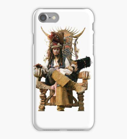 Chief of the Pelegostos iPhone Case/Skin