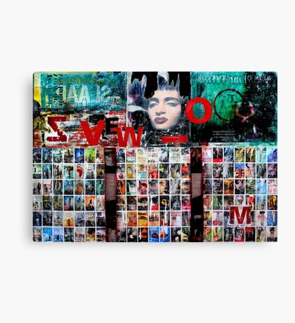 PLENTY TO CHOOSE FROM Canvas Print