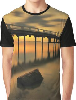 Grantville jetty Graphic T-Shirt
