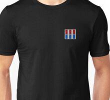 Imperial Officer rank badge  Unisex T-Shirt