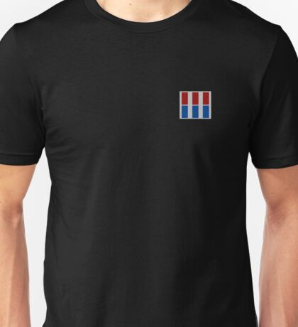 Imperial Officer rank badge  Unisex T-Shirt