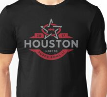 Houston host to Super Bowl Li 2017 Unisex T-Shirt