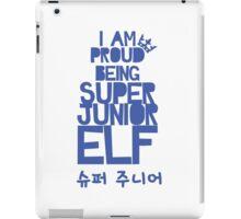 Super Junior ELF iPad Case/Skin