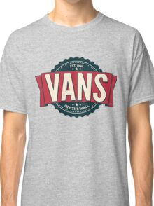 Vans off the Wall Classic T-Shirt