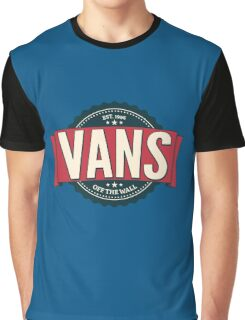 Vans off the Wall Graphic T-Shirt