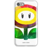SUPER EVIL FIREFLY - by Mien Wayne iPhone Case/Skin
