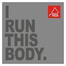 I Run This Body - East Peak by springwoodbooks